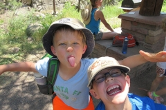 ColoradoCreatures-boys goofy faces