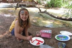 AHTW_B_Kaela Girl painting next to stream