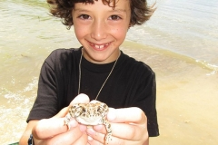 MagicalImages_Leah Boy with frog